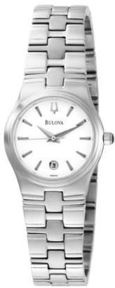 Bulova Women's 96M102 Bracelet Dial Watch