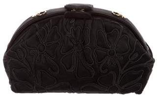 Pre Owned At Therealreal Judith Leiber Satin Evening Bag