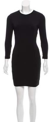 Rag & Bone Long Sleeve Mini Dress