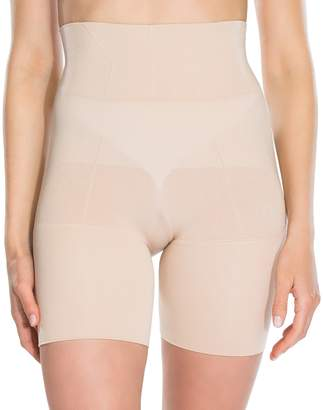 Spanx Red Hot By Red Hot by Flat Out Flawless Mid-Thigh Body Shaper FS3915 - Women's