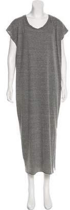 OAK Oversize Maxi Dress