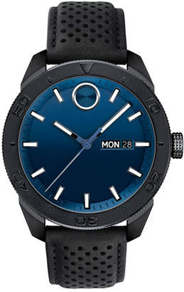Movado Bold Men's 43mm Bold Sport 3-Hand Day/Date Watch