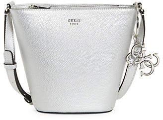 GUESS Metallic Crossbody Bag