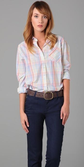 Mih Classic Button Down Shirt