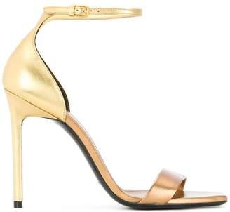 Saint Laurent Amber 105 sandals