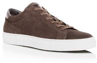 To Boot Men's Knox Suede Lace Up Sneakers