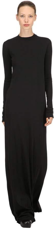Drkshdw Cotton Knit Dress
