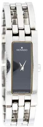 Movado Esperanza Baguette Watch