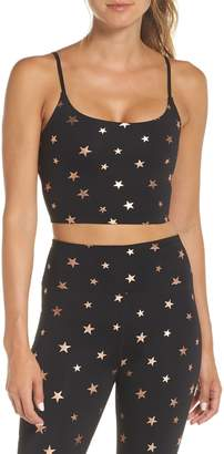 Spiritual Gangster Star Print Camisole