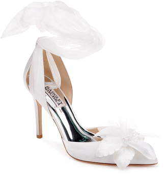 Badgley Mischka Collection Alondra Ankle Wrap Sandal