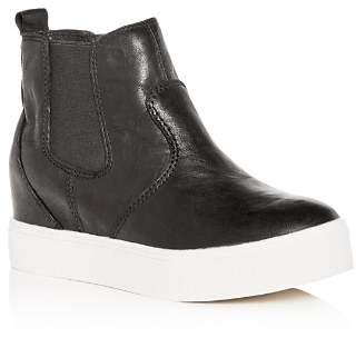 J/Slides Women's Sydnee Platform Slip-On Sneakers