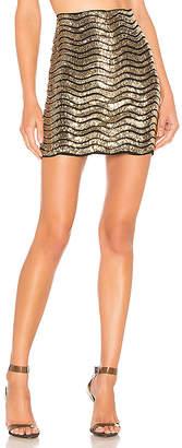 h:ours Gemma Mini Skirt