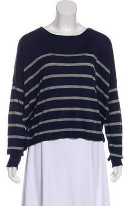 Tucker Long Sleeve Striped Sweater