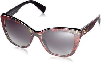 Dolce & Gabbana Women's 0DG4216 Oval Sunglasses
