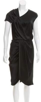 Hellessy Larisa Asymmetric Dress w/ Tags