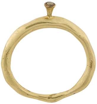 Rosa Maria sculpted ring