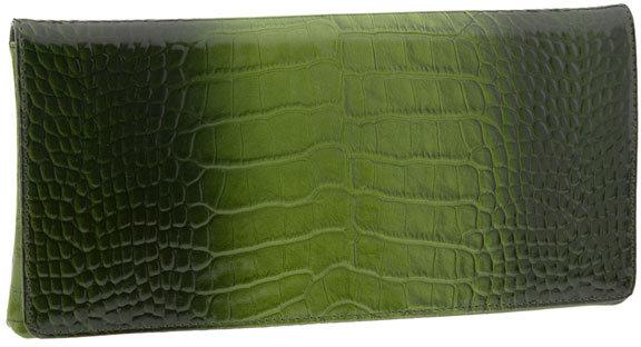 Nordstrom 'Croco' Clutch Wallet