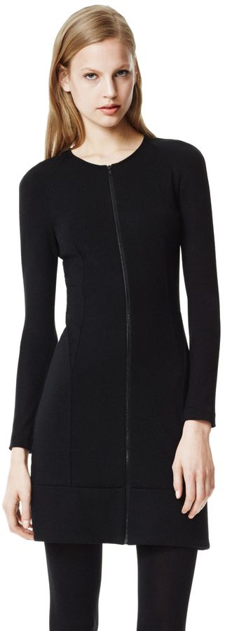 Theory Chayenne Dress in Classical Stretch