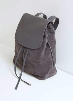 Mint Velvet Thea Granite Backpack