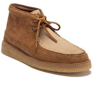 Sperry Gold Crepe Chukka