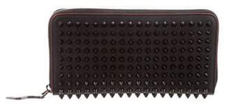 Christian Louboutin Studded Panettone Wallet black Studded Panettone Wallet