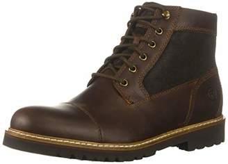 Rockport Men's Marshall Rugged Cap Toe Boot