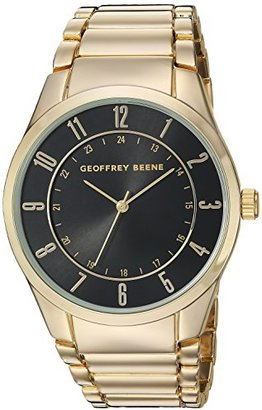 Geoffrey Beene Men 's Quartz Metal and Alloy Dress Watch , Color : gold-toned (モデル: gb8113gd )