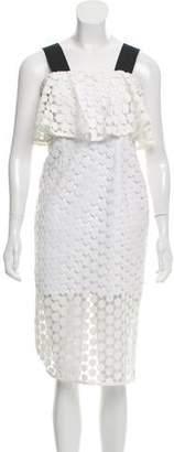 Nicholas Cut-Out Mini Dress