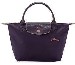 Longchamp Le Pliage Club Small Top-Handle Tote Bag
