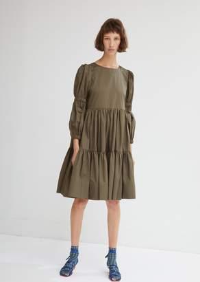 Milla Molly Goddard Cotton Poplin Dress