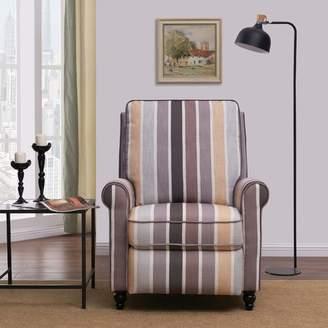 Charlton Home Whitehaven Manual Recliner Upholstery