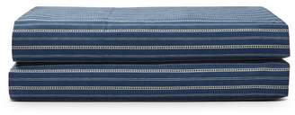 Ralph Lauren Wendell Stripe Flat Sheet, Queen