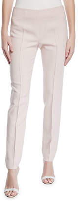 Akris Melissa Straight-Leg Stretch Wool Pants
