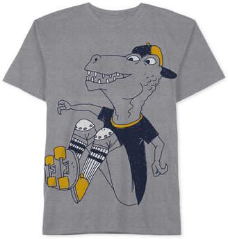 JEM Little Boys Dinosaur Graphic-Print T-Shirt