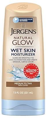 Jergens Natural Glow Wet Skin Moisturizer for Body