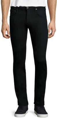 Rag & Bone Standard Issue Fit 1 Slim-Skinny Jeans, Black