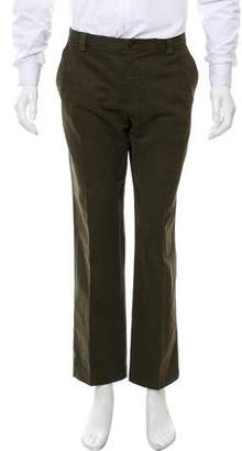 Etro Flat Front Casual Pants