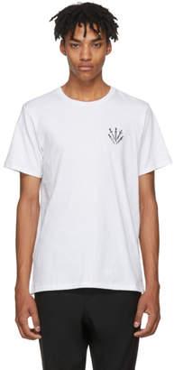 Rag & Bone White Dagger T-Shirt