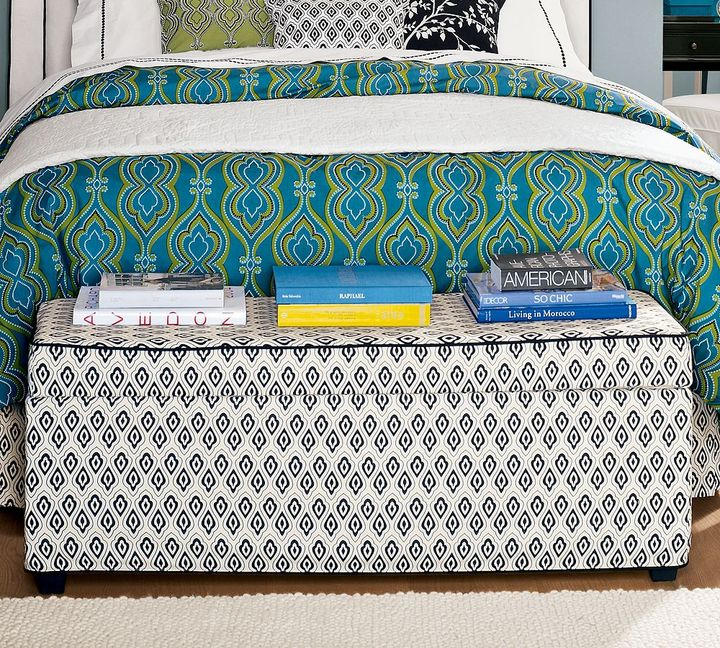Lewis Bench Slipcovers
