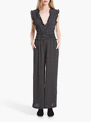 6c38cd14cef Spotted Print Jumpsuit - ShopStyle UK