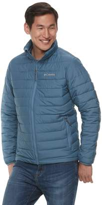 Columbia Men's Oyanta Trail Thermal Coil Insulated Jacket