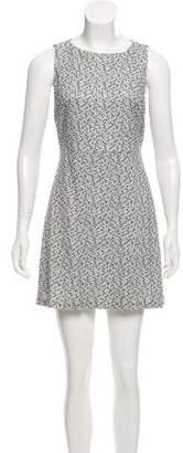 Alice + Olivia Sleeveless Mini Dress