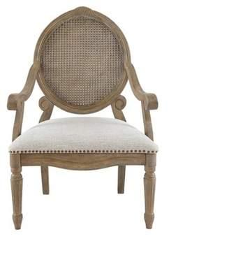 Hudson Cane Chair Beige