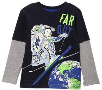 Joe Fresh Fooler Tee (Toddler & Little Boys)