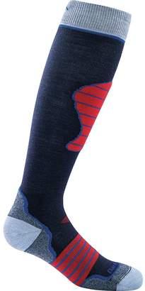 Darn Tough Merino Wool Over-The-Calf Padded Ultra-Light Ski Sock - Kids'