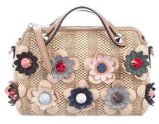 Fendi Flowerland Mini By The Way Bag