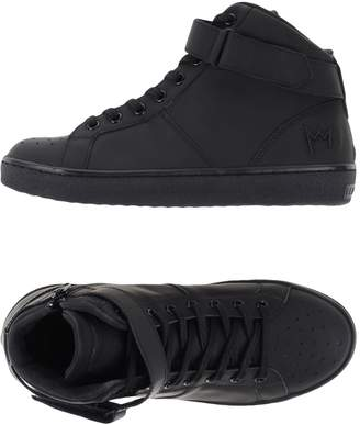 Leather Crown High-tops & sneakers - Item 11002609JO