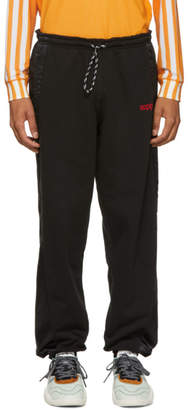 adidas by Alexander Wang Black Jogger Lounge Pants