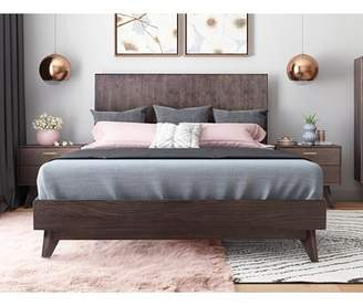 Brayden Studio Dalessio Wooden Platform Bed