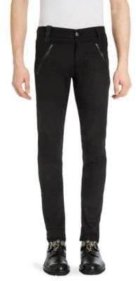 Alexander McQueen Biker Slim-Fit Jeans
